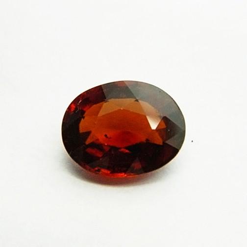 4.41 Carat  Natural Hessonite (Gomed) Gemstone