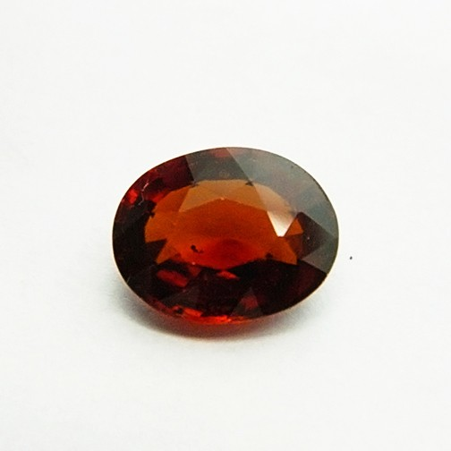 4.41 Carat  Natural Hessonite (Gomed) Gemstone