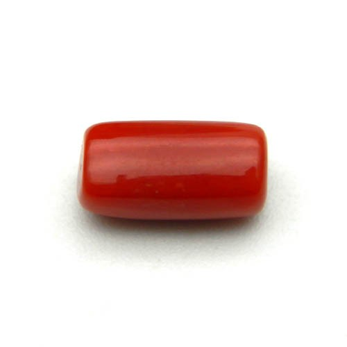 4.48 Carat/ 4.97 Ratti Natural Italian Coral (Moonga) Gemstone