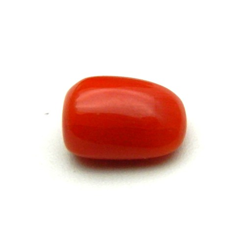 4.85 Carat/ 5.38 Ratti Natural Italian Coral (Moonga) Gemstone