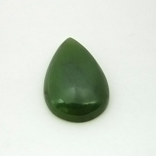 14.60 Carat Natural Nephrite Jade Gemstone