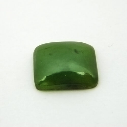 7.64 Carat Natural Nephrite Jade Gemstone