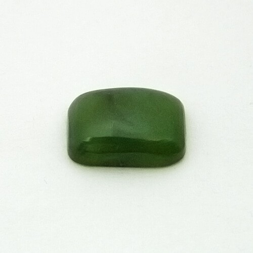 6.86 Carat Natural Nephrite Jade Gemstone