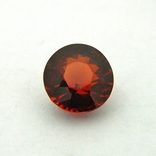 5.10 Carat  Natural Hessonite Garnet (Gomed) Gemstone