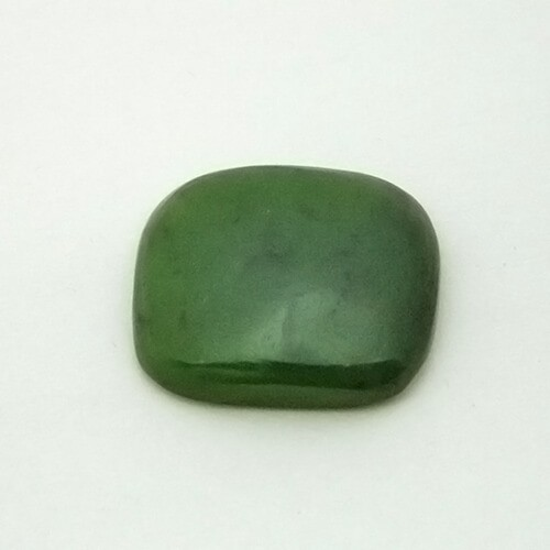 22.14 Carat Natural Nephrite Jade Gemstone