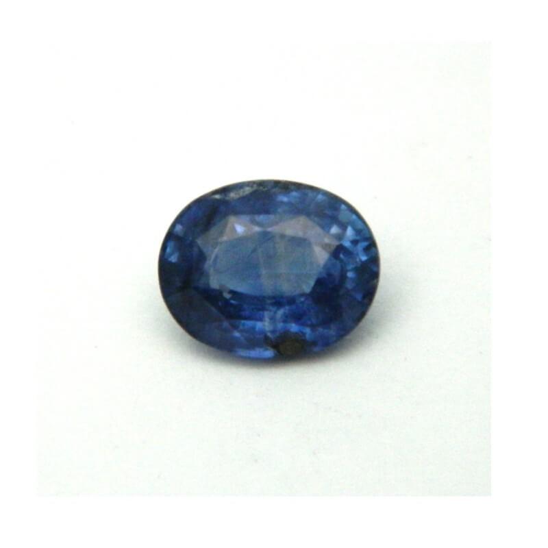 1.86 Carat/ 2.06 Ratti Natural Ceylon Blue Sapphire (Neelam) Gemstone