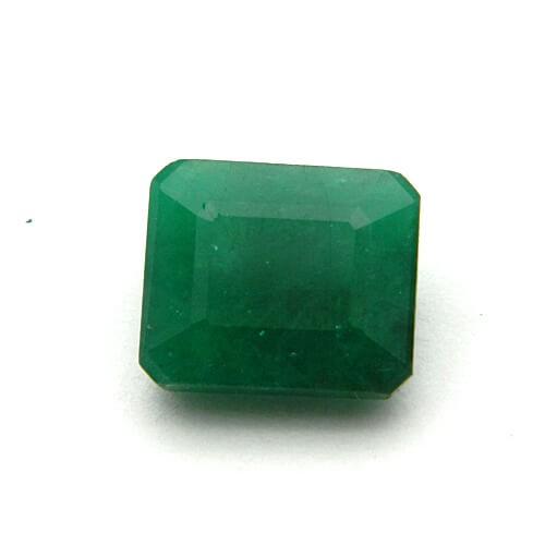 8.31 Carat/ 9.22 Ratti Natural Zambian Emerald (Panna) Gemstone