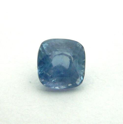 3.31 Carat Natural Blue Sapphire (Neelam) Gemstone