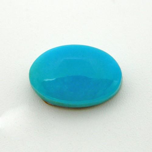 8.50 Carat Natural Turquoise (Firoza) Gemstone