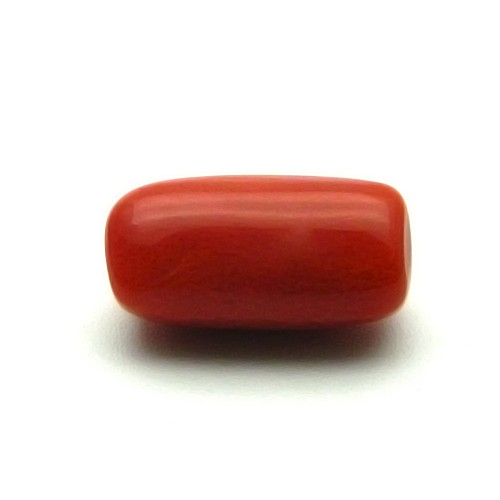 11.25 Carat/ 12.49 Ratti Natural Italian Coral (Moonga) Gemstone