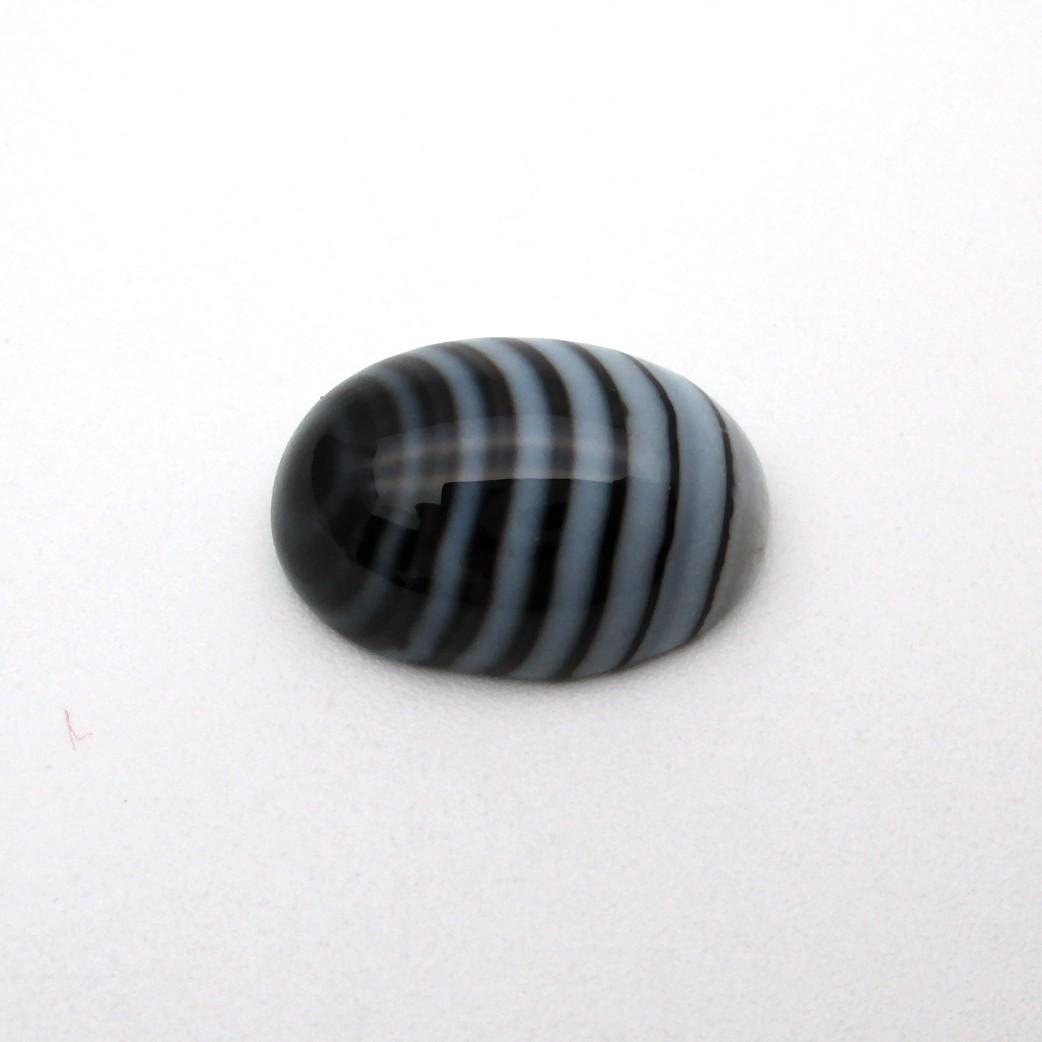 11.85 Carat Natural Agate (Sulemani Hakik) Gemstone
