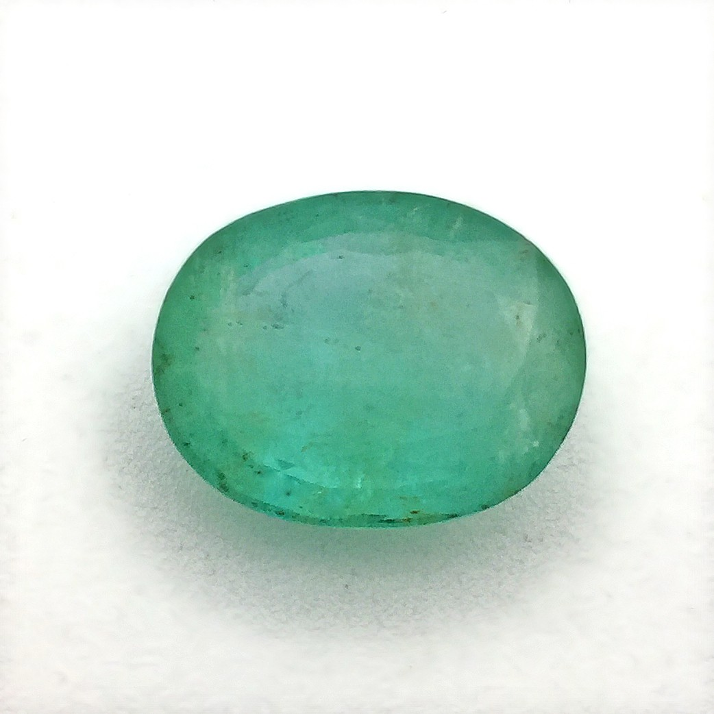 6.52 Carat  Natural Emerald (Panna) Gemstone