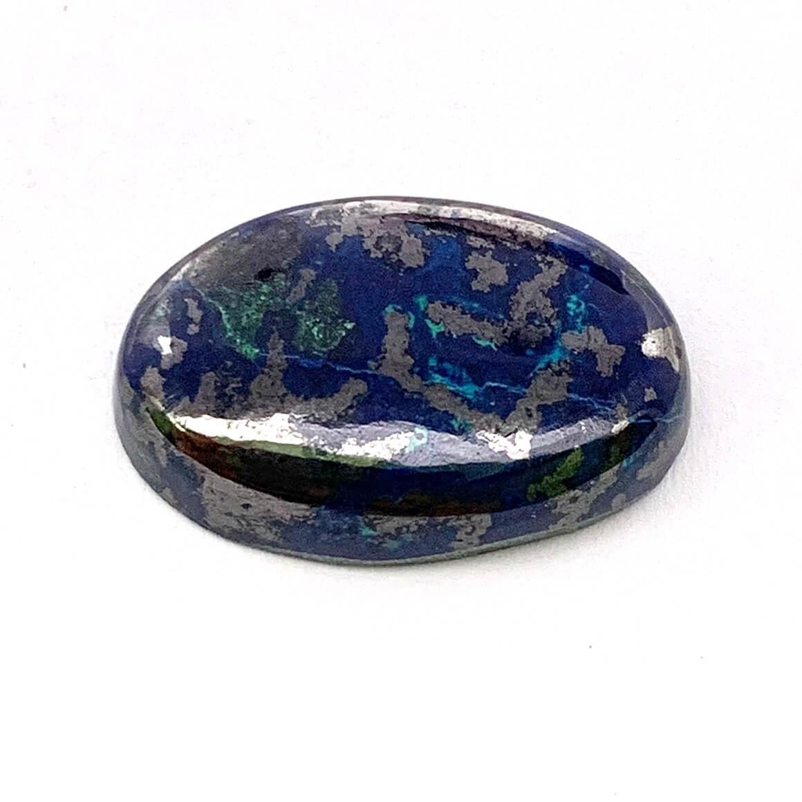 19.73 Carat Natural Azurite Gemstone
