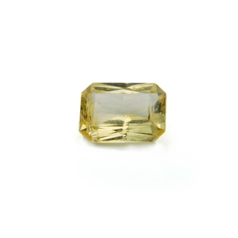 2.01 Carat/ 2.23 Ratti Natural Ceylon Yellow Sapphire Gemstone