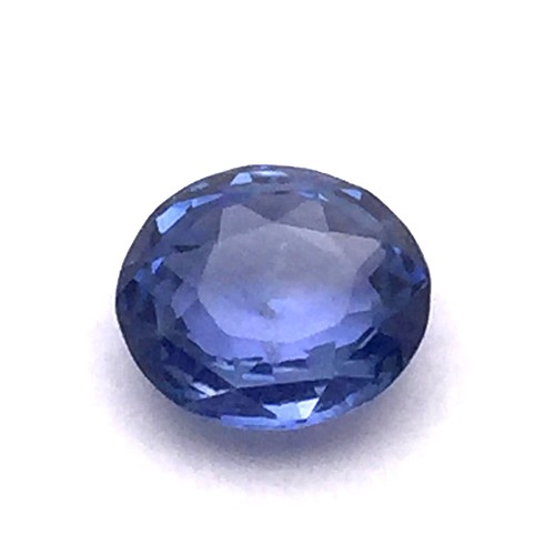 2.17 Carat/ 2.41 Ratti Natural Ceylon Blue Sapphire (Neelam) Gemstone