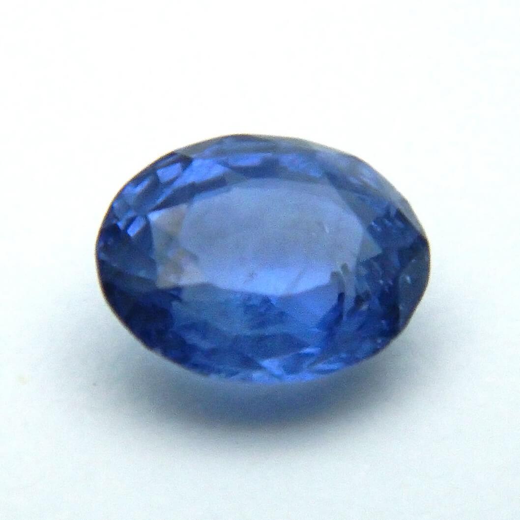 2.70 Carat/ 3.00 Ratti Natural Ceylon Blue Sapphire (Neelam) Gemstone