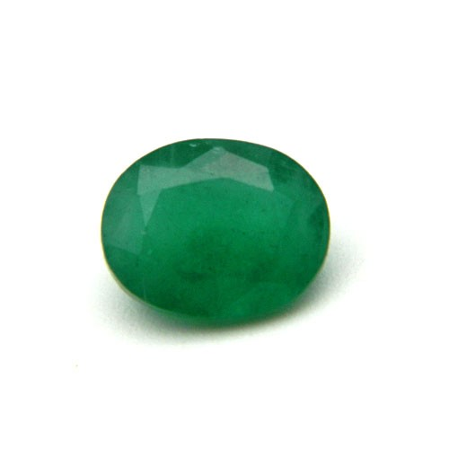 2.84 Carat Natural Zambian Emerald (Panna) Gemstone
