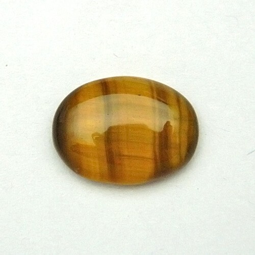 3.88 Carat Natural Tiger's Eye Gemstone