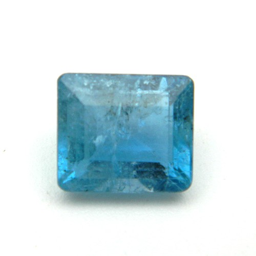 3.48 Carat/ 3.86 Ratti Natural Aquamarine Gemstone