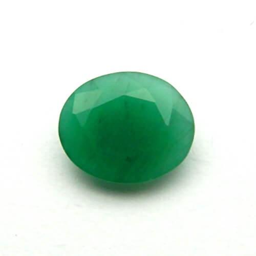 3.68 Carat/ 4.08 Ratti Natural Zambian Emerald (Panna) Gemstone