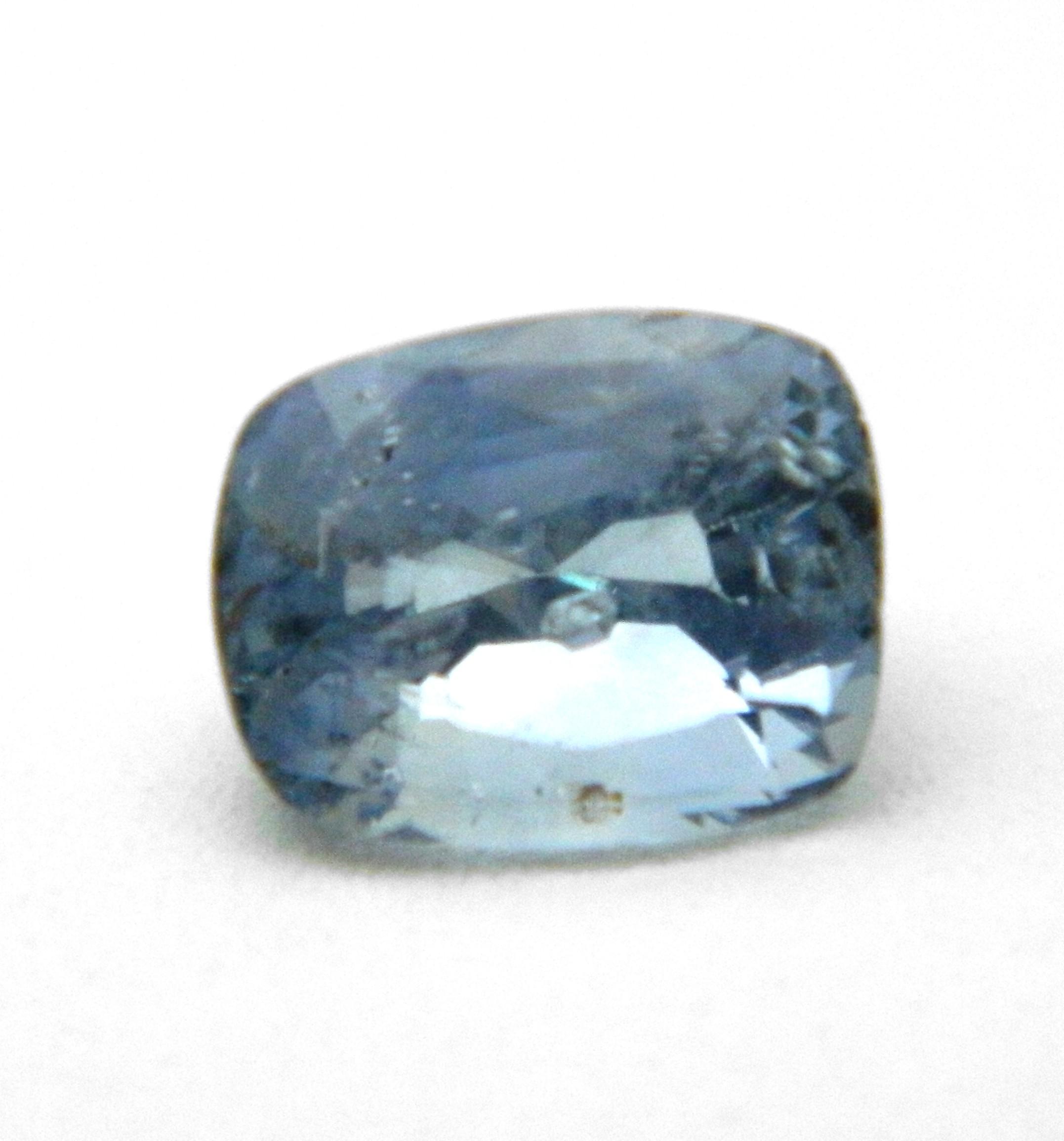 3.73 Carat/ 4.14 Ratti Natural Ceylon Blue Sapphire (Neelam) Gemstone