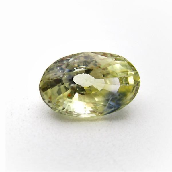 3.75 Carat/ 4.16 Ratti Best Quality Natural Ceylon Pitambari Pukhraj Stone