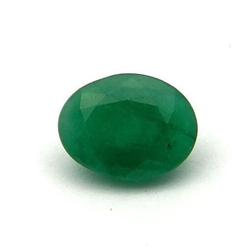 3.90 Carat/ 4.32 Ratti Natural Zambian Emerald (Panna) Gemstone