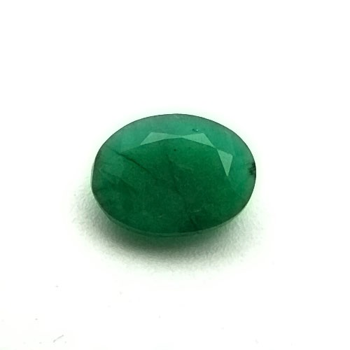 3.08 Carat Natural Zambian Emerald (Panna) Gemstone
