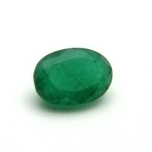 3.47 Carat Natural Zambian Emerald (Panna) Gemstone