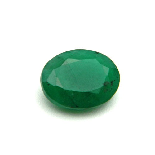 3.92 Carat Natural Zambian Emerald (Panna) Gemstone