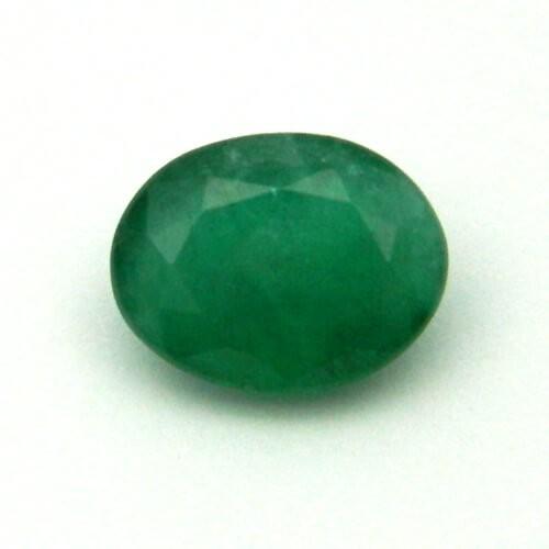 4.17 Carat/ 4.62 Ratti Natural Zambian Emerald (Panna) Gemstone