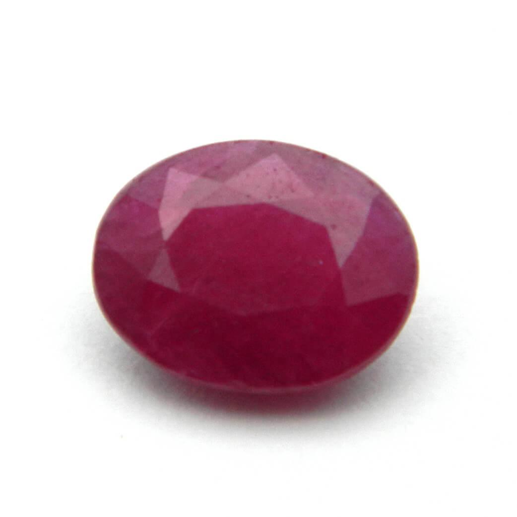 4.19 Carat/ 4.65 Ratti Natural African Ruby (Manik) Gemstone