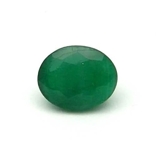 4.23 Carat/ 4.69 Ratti Natural Zambian Emerald (Panna) Gemstone