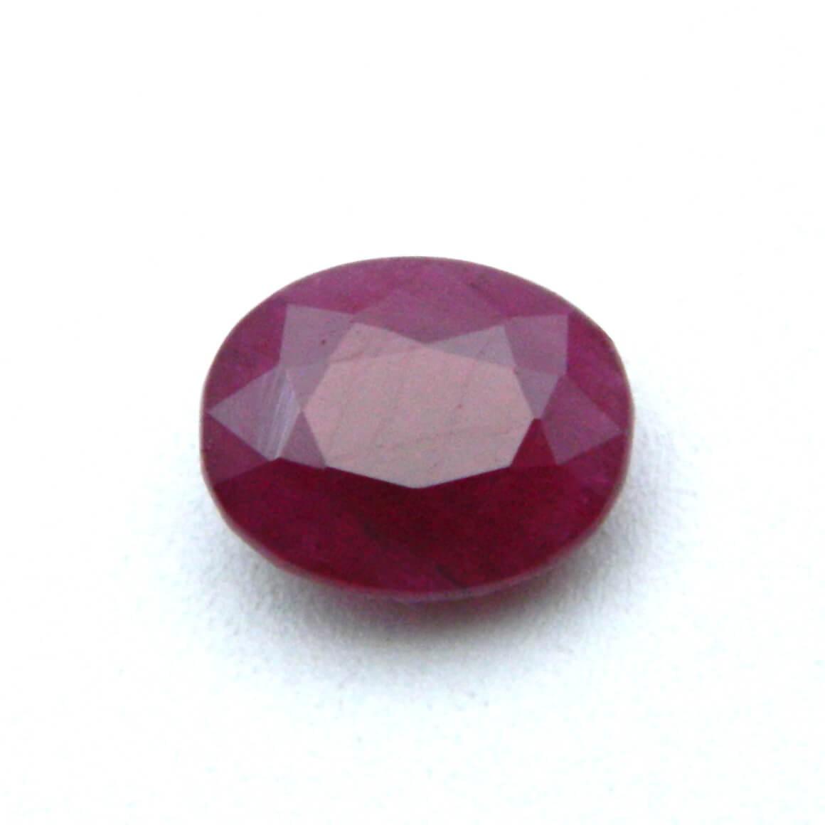 4.48 Carat/ 4.97 Ratti Natural African Ruby (Manik) Gemstone