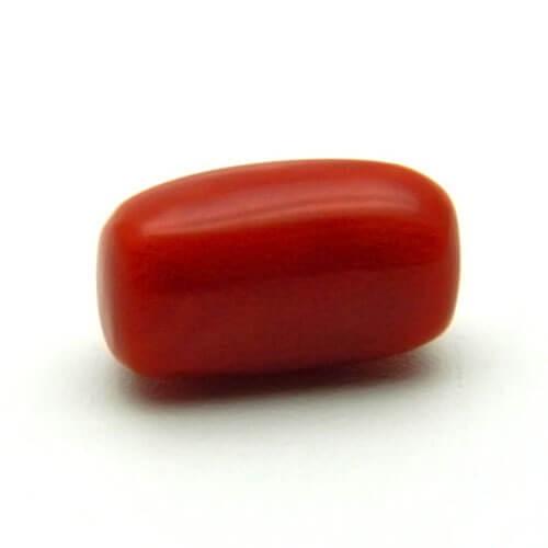 4.53 Carat/ 5.03 Ratti Natural Coral (Moonga) Gemstone