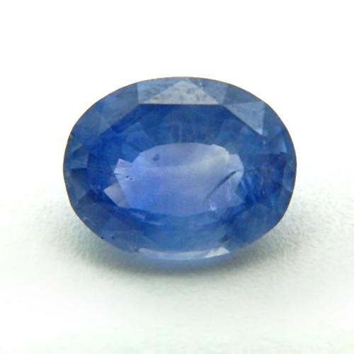 4.57 Carat/ 5.07 Ratti Natural Ceylon Blue Sapphire (Neelam) Gemstone
