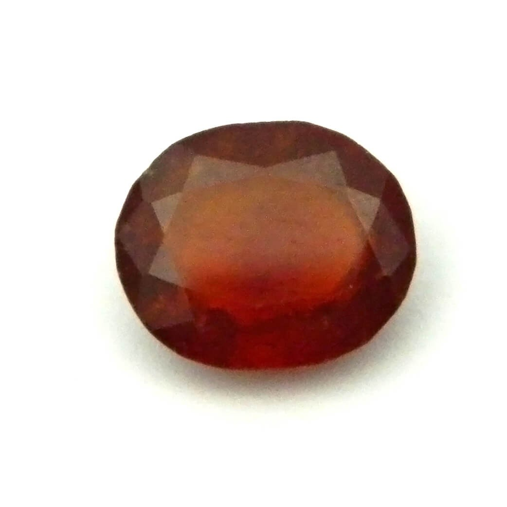 4.67 Carat/ 5.18 Ratti Natural Hessonite Garnet (Gomed) Gemstone