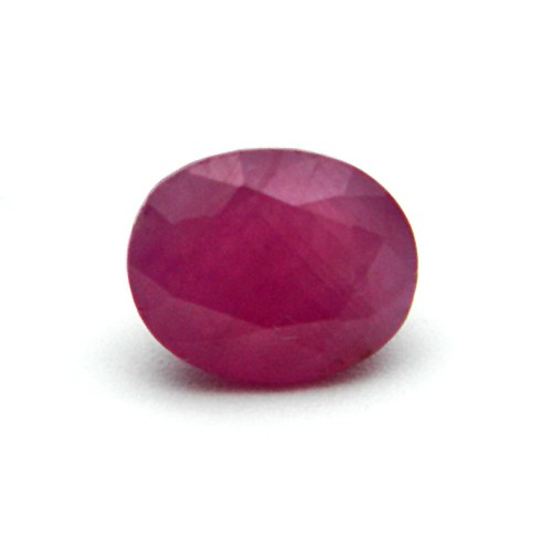 4.69 Carat/ 5.20 Ratti Natural African Ruby (Manik) Gemstone