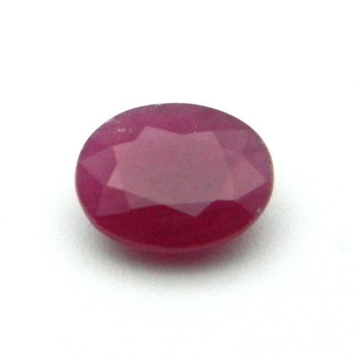 4.86 Carat/ 5.43 Ratti Natural African Ruby (Manik) Gemstone