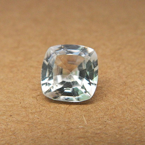 4.33 Carat Natural White Zircon Gemstone