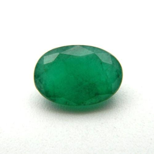 4.55 Carat Natural Zambian Emerald (Panna) Gemstone