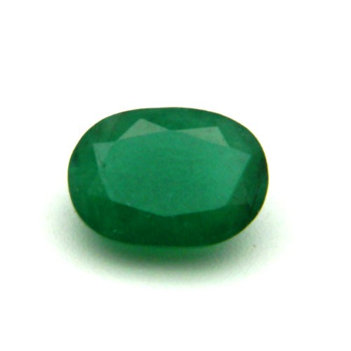 4.59 Carat Natural Zambian Emerald (Panna) Gemstone