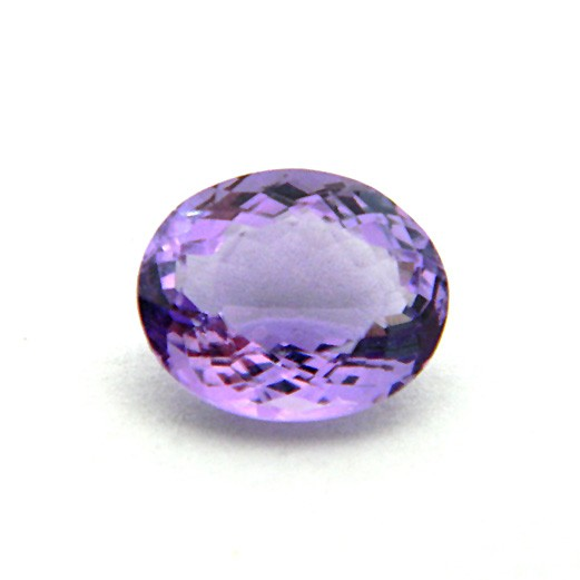 4.69 Carat Natural Amethyst (Katela) Gemstone
