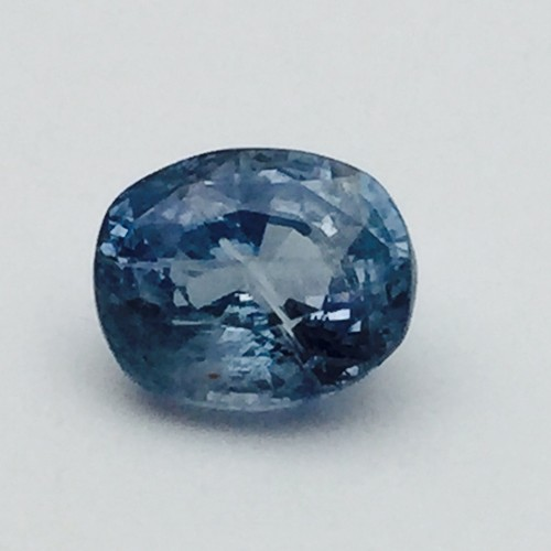 4.70 Carat  Natural Transparent Ceylon Blue Sapphire (Neelam) Gemstone