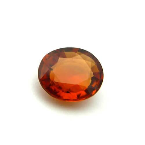 4.72 Carat Natural Hessonite Garnet (Gomed) Gemstone