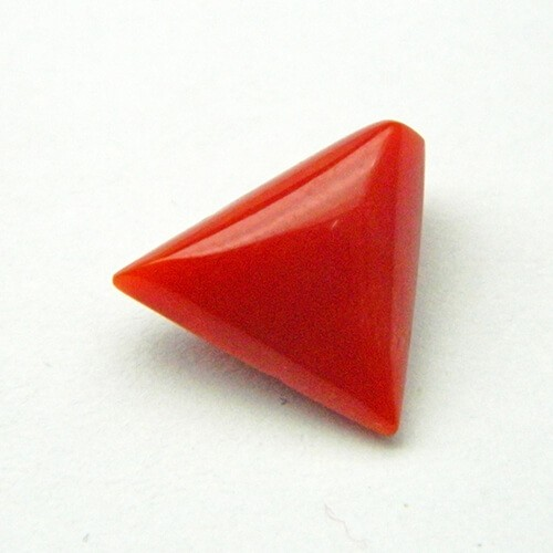 4.74 Carat Natural Coral (Moonga) Gemstone