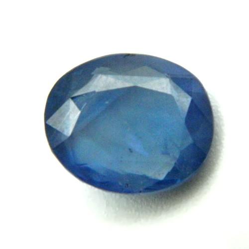 5.09 Carat/ 5.62 Ratti Natural Ceylon Blue Sapphire (Neelam) Gemstone
