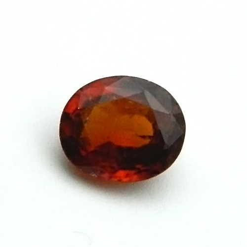 5.12 Carat/ 5.68 Ratti Natural Ceylon Hessonite (Gomed) Gemstone