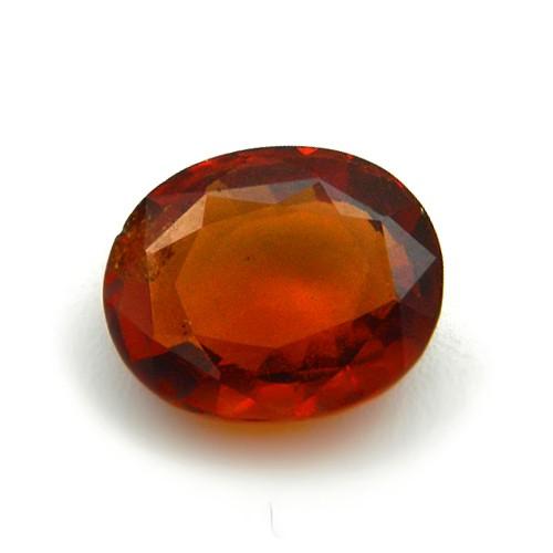 5.14 Carat/ 5.70 Ratti Natural Ceylon Hessonite (Gomed) Gemstone