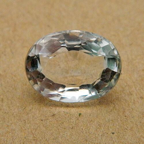 5.21 Carat/ 5.78 Ratti Natural Rock Crystal (Sphatik)